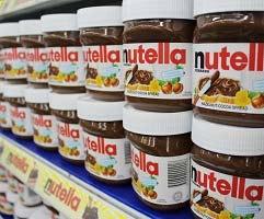 Nutella Bread Spread
