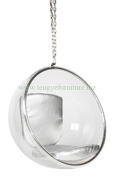 Triumph Acrylic Hanging Bubble Chair