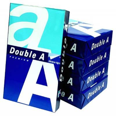 Double A4 Copy Paper (75GSM)