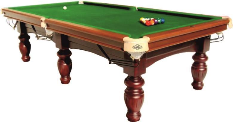 012 Standard Pool Table