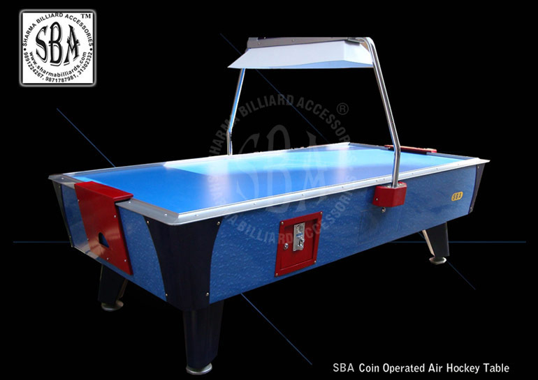 Coin Operated Air Hockey Tables