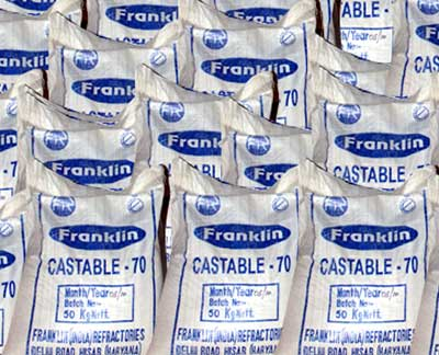 Refractory Castable-70
