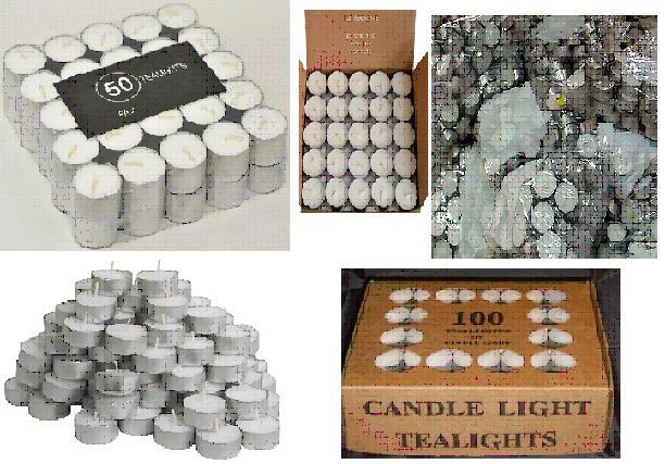 T-light Candles