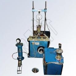 Triaxial Shear Apparatus