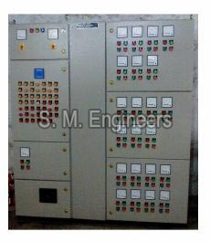 Electrical Control Panels Power Control Center Panel