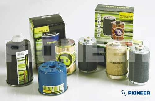 Tractor Fuel Filter