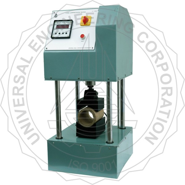 Core Compression Strength Tester (UEC-3008 B)