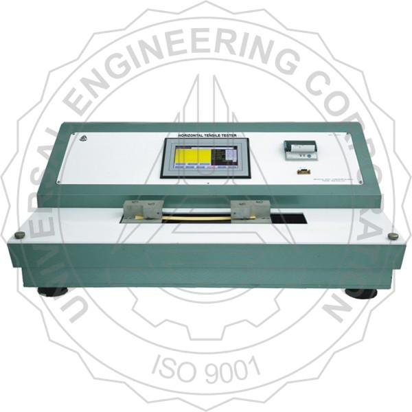 UEC-1005 D Tensile Tester (Horizontal Model, Microprocessor Based)