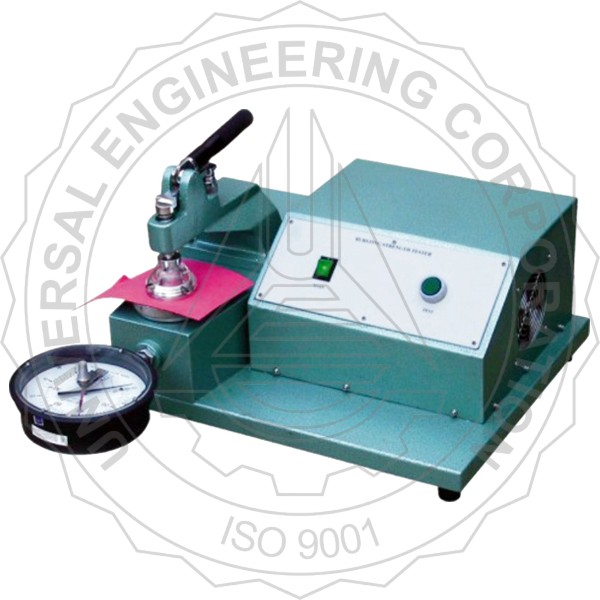 UEC-1010 Bii Bursting Strength Tester For Paper (Hand Wheel Type)