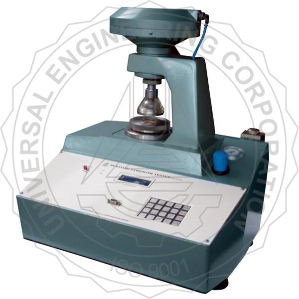 Bursting Strength Tester For paper & Paper Board (UEC-1010 D)