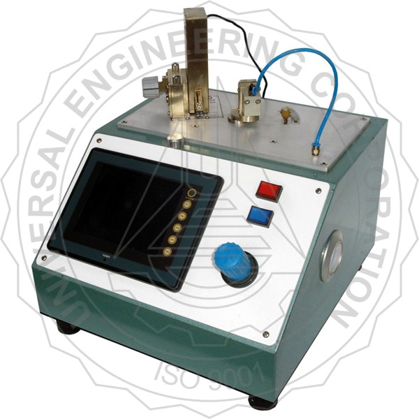 UEC-1016 B Stiffness Tester (Touch Screen Controlled)