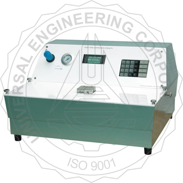 Short Span Compression Tester   (UEC-1027)