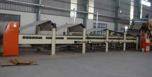 3/5/7 Ply Corrugation Machine