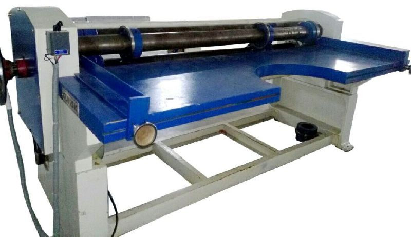 4 Bar Rotary Cutting & Creasing Machine 01
