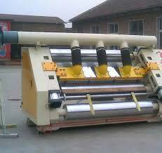 Fingerless Single Facer Corrugation Machine