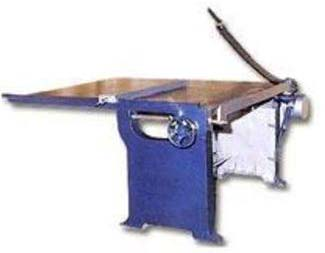 Hand Operated Board Cutting Machine