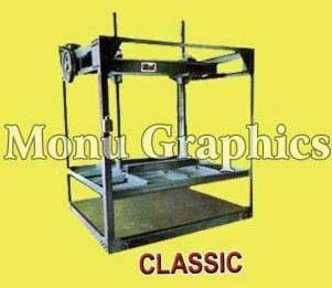 Motorized Sheet Pressing Machine