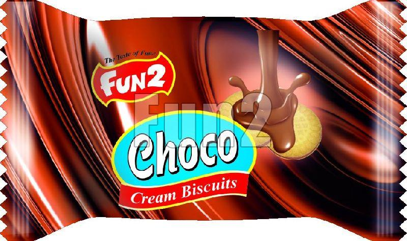 Chocolate Cream Biscuits (13GM)