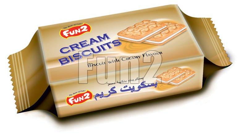 Creamy Cream Biscuits (22GM)