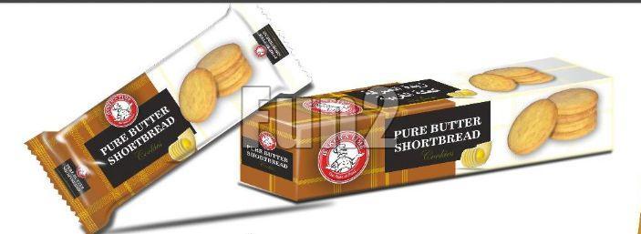 Pure Coconut Shortbread Cookies 01