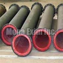 Mild Steel Rubber Lined Pipes