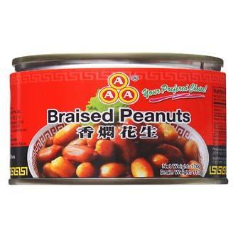 Braised Peanuts 01