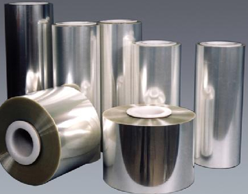 BOPP Metalized Films