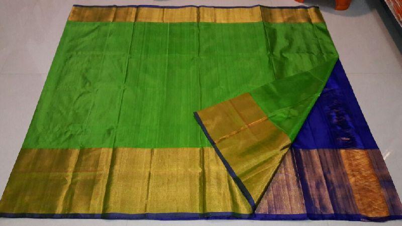 Designer Uppada Silk Saree 02