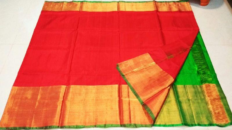 Designer Uppada Silk Saree 05