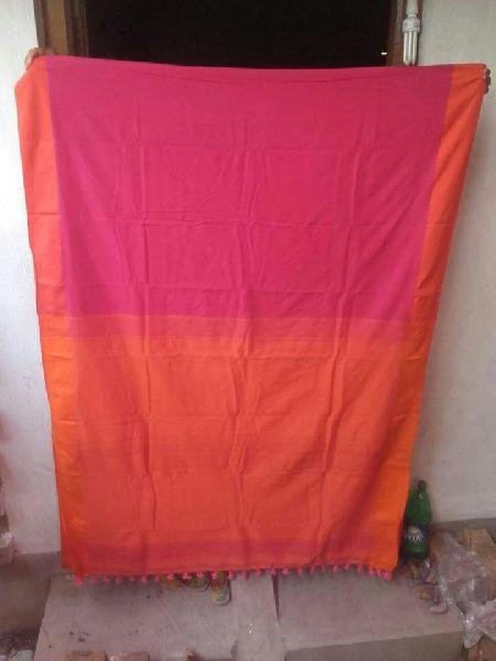 Handloom Pure Khadi Cotton Sarees 02