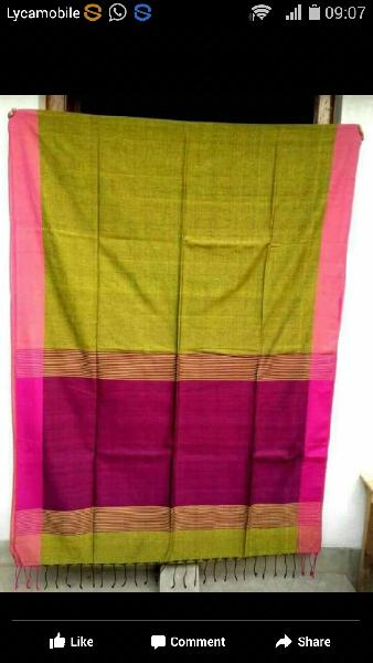 Handloom Pure Khadi Cotton Sarees 03