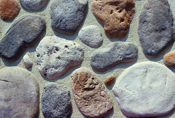 Pebble Series Castle Stones