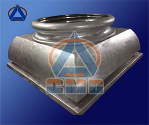 Aluminium Curved Panel (CMD-DC008)