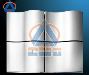Aluminium Curved Panel (CMD-SC002)