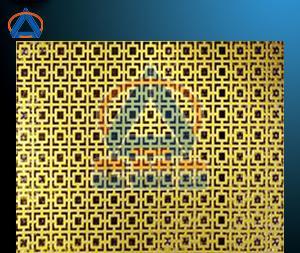 Aluminium Perforated Panel (CMD-P004)