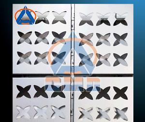 Aluminium Perforated Panel (CMD-P009)