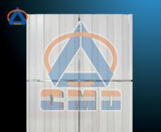 Aluminium Special Shape Panel (CMD-SS001)