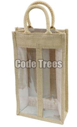 Jute Bottle Bag 01
