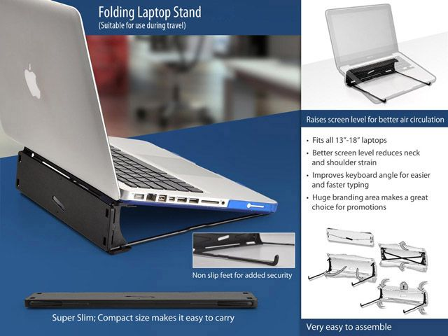Folding Laptop Stand