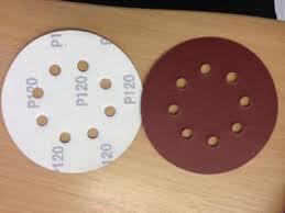 Abrasive Velcro Discs
