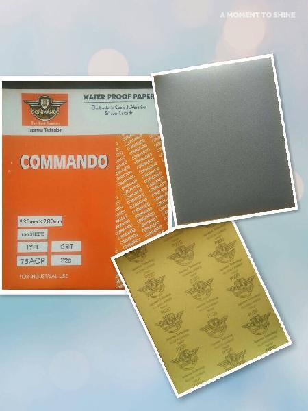 Commando Waterproof Paper