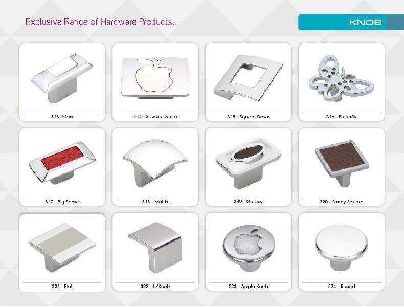 Hardware Fittings (Knob 01)