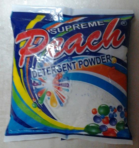 Peach Detergent Powder