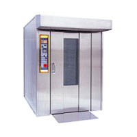Deck & Rotary Oven (AS-60 & AS-120)