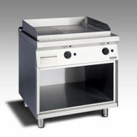 Gas Fry Top w/ open cabinet NGFT 6 - 90 GR