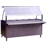 Salad Bar & Bain Marie (HMT-55C & HMT-55D)