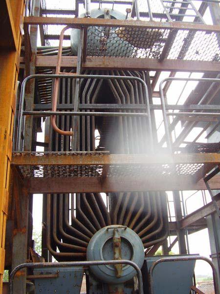 Bi Drum Boiler High Pressure Bi Drum Steam Boiler