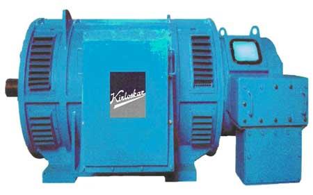 Industrial AC Motor
