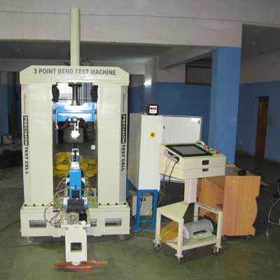 3 Point Bending Test Machine