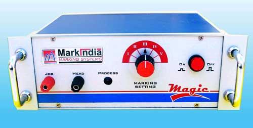 Magic Metal Marking Machine